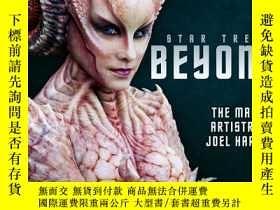 二手書博民逛書店罕見外版未開封Star Trek Beyond - The Ma