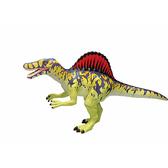 【4D MASTER 立體拼組模形】恐龍系列-棘背龍 26394