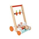 法國 Janod 平衡學步系列-蘿蔔兔學步推車