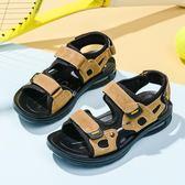 童鞋男童涼鞋小男孩中大童鞋兒童沙灘鞋【不二雜貨】