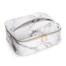 大理石紋手提化妝包 化妝包 零錢包 收納包 手提包 防潑水 洗漱包 盥洗包 包中包【歐妮小舖】