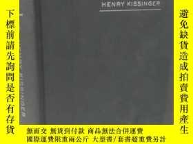 二手書博民逛書店Henry罕見Kissinger World Order 【英文原版,精裝本】Y11617 Henry Kis