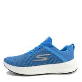 SKECHERS GO RUN FORZA 3 [55206BLU] 男鞋 運動 慢跑 休閒 輕量 透氣 避震 藍白