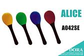 【小叮噹的店】A042SE 全新 ALICE 長柄雞蛋沙鈴(1套2個)