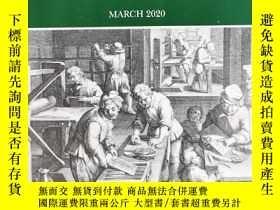 二手書博民逛書店PRINT罕見QUARTERLY 2020年3月 英文版Y42402