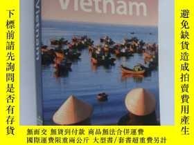 二手書博民逛書店Vietnam罕見(lonely planet) 孤星系列 越南