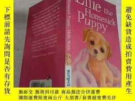 二手書博民逛書店ELLie罕見the homesick puppy:(爱丽,想家的小狗)Y200392
