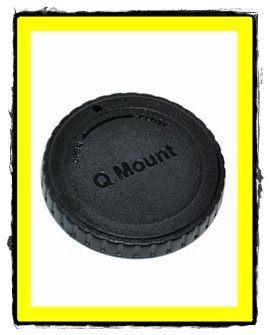 又敗家@PENTAX Q鏡頭後蓋(副廠鏡頭後蓋,非PENTAX原廠鏡頭後蓋)適賓得士Q卡口Q鏡後蓋Q後蓋Q鏡頭尾蓋