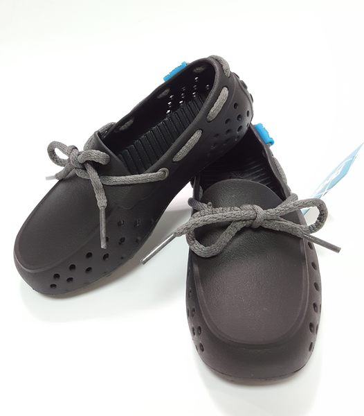 PEOPLE THE SENNA KIDS 防水休閒鞋《7+1童鞋》6031黑色