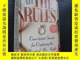 二手書博民逛書店精品書罕見All the rules (Time-tested