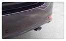 【車王小舖】Toyota 2014 Vios 橢圓管 帶網 魚鰭排水槽 尾飾管 尾管 排氣管 尾喉 加厚