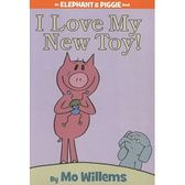 AN ELEPHANT & PIGGIE BOOK:I LOVE MY NEW TOY!(AFHY0144)