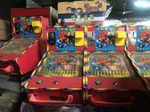 夜市彈珠檯 中古彈珠台 兒童彈珠檯  遊戲機  兒童節禮物 存錢 小孩最愛 存錢神器