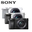 SONY A6100L 單鏡組(公司貨) ILCE-6100L 微單眼 贈電池+16G高速卡+座充+吹球清潔組+保護貼