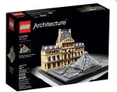 LEGO 樂高 Architecture 建築系列 羅浮宮 Louvre 21024