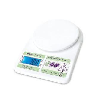 免運費 聖岡科技 多用途家用液晶電子秤-PT-3kg