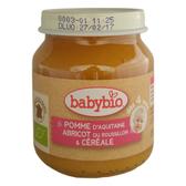 法國倍優 Babybio 有機鮮果米泥-130g