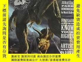 二手書博民逛書店Prehistoric罕見Times二十周年紀念期刊 總第105期Y260149 pt pt 出版2013