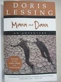 【書寶二手書T4/原文小說_HY2】Mara and Dann: An Adventure_Lessing, Doris May