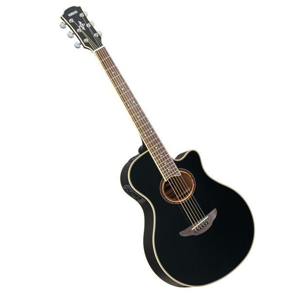 【非凡樂器】YAMAHA山葉 APX700II電民謠吉他 ART拾音器系統 黑色款 / 贈多項配件 / 公司貨保固