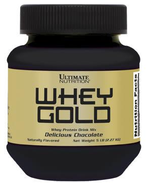 【線上體育】UN金牌乳清蛋白WHEY GOLD巧克力 34g Y402025