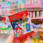 日本正版 妖怪手錶 雙頭 滾輪印章 盒玩公仔擺飾 不挑款 限單盒販售 COCOS TU003