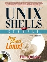 二手書博民逛書店 《UNIX shells by example》 R2Y ISBN:013147572X│EllieQuigley