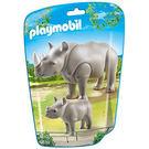 playmobil 可愛犀牛一家_PM06638