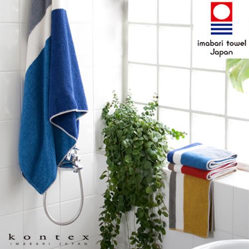 【クロワッサン科羅沙】日本今治~Kontex 今限定幾何寬毛巾 40*85cm