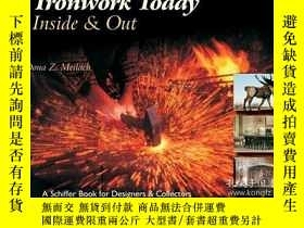 二手書博民逛書店Ironwork罕見Today: Inside and OutY360448 Dona Z. Meilach