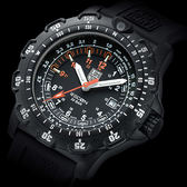 特殊偵察RECON系列藍寶石水晶腕錶-黑8821.KM 雷明時 LUMINOX