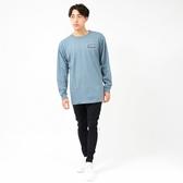 Hurley M CRE INDUSTRIAL LS 長袖T恤-藍