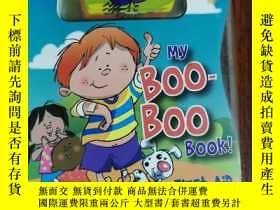 二手書博民逛書店MY罕見BOO-BOO BOOK!兒童讀物 英文版Y42402