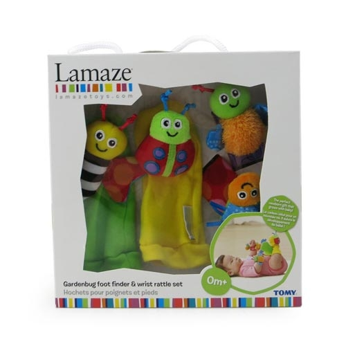 特價 Lamaze拉梅茲嬰幼兒玩具 (新)小手小腳在哪裡_LC27634