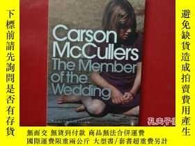 二手書博民逛書店Corson罕見mccullers the member of