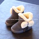 超低折扣NG商品~寶寶鞋  加厚雪靴  絨內裡學步鞋 (14-18cm) KL212 好娃娃