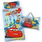 【虎兒寶】卡通造型幼教兒童睡袋-閃電麥坤Cars