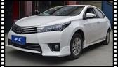 【車王小舖】豐田 Toyota Altis 11代 大包圍 小包圍 前包 後包 側裙 下巴 改裝