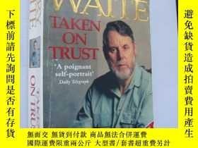 二手書博民逛書店Taken罕見on Trust 插圖本Y85718 Terry
