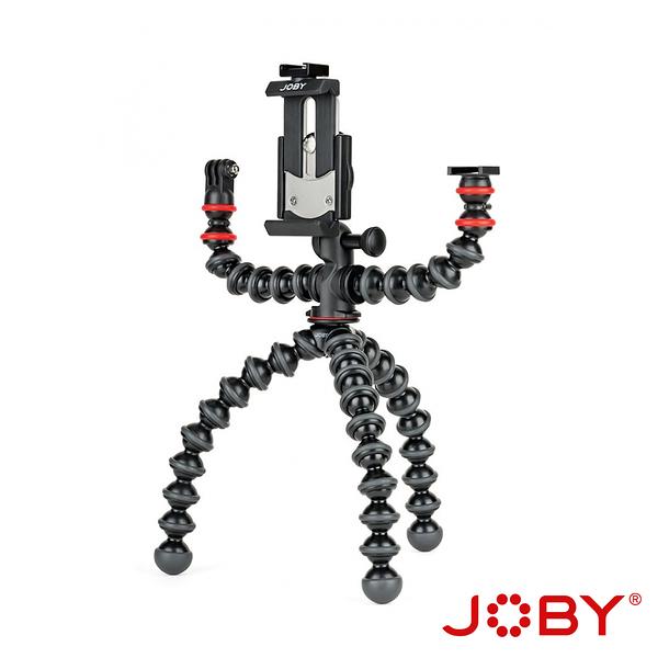 JOBY JB41 金剛爪 手機直播攝影組 GorillaPod Mobile Rig-JB01533 章魚腳 公司貨