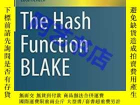 二手書博民逛書店The罕見Hash Function BLAKE (Inform