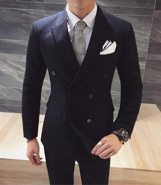 FINDSENSE品牌 韓國男 商務 休閒 小西裝 修身西裝 西裝外套 單件外套