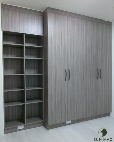 台中系統家具/台中系統傢俱/台中系統櫃/台中室內裝潢/系統家具價格/系統櫃/開門衣櫃-sm0033