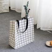 媽咪包 手提袋韓版飯盒包服裝袋禮品袋便攜書袋方便牛津布袋媽媽攜