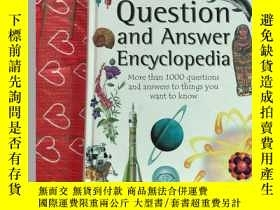 二手書博民逛書店Question罕見and Answer Encyclopedi