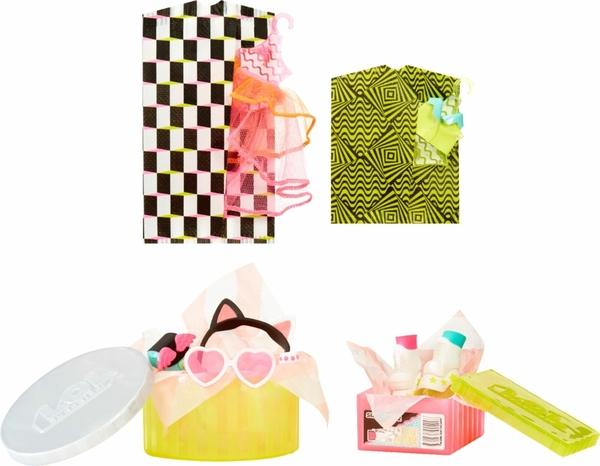 《 LOL Surprise 》LOL驚喜JK女孩 - Neon Q.T. / JOYBUS玩具百貨