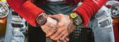 全球限生產量版 SEVENFRIDAY 火紅賽車車隊系列47mm械錶 P3B-6