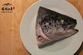 【禧福水產】挪威 現切 鮭魚頭 含下巴◇$特價179元/400±10%/半顆◇最低價 肉質鮮美/營養豐富