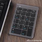 筆記本數字小鍵盤 電腦有線外接超薄財務USB無線鍵盤艾美時尚衣櫥