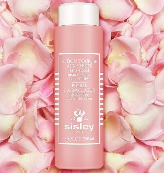 Sisley 希思黎 花香化妝水 250ml 盒裝百貨公司專櫃正貨-無酒精 敏感肌膚及乾的肌膚